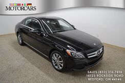 2016_Mercedes-Benz_C-Class_C 300 Luxury_ Bedford OH