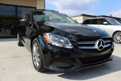 2016_Mercedes-Benz_C-Class_C 300 Luxury CLEAN CARFAX FACTORY WARRANTY_ Houston TX