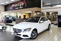 2016_Mercedes-Benz_C-Class_C 300 Luxury_ Cuyahoga Falls OH