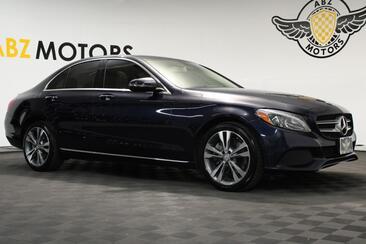 2016_Mercedes-Benz_C-Class_C 300 Luxury_ Houston TX