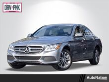 2016_Mercedes-Benz_C-Class_C 300 Luxury_ Maitland FL