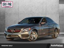 2016_Mercedes-Benz_C-Class_C 300 Luxury_ Maitland FL