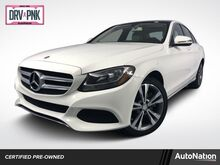 2016_Mercedes-Benz_C-Class_C 300 Luxury_ Naperville IL