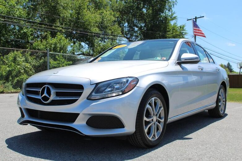 2016 Mercedes-Benz C-Class C 300 Luxury New Castle DE