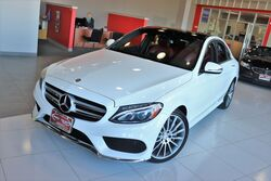 Mercedes-Benz C-Class C 300 Luxury Panorama Blind Spot Premium Sports Package 1 Owner Springfield NJ