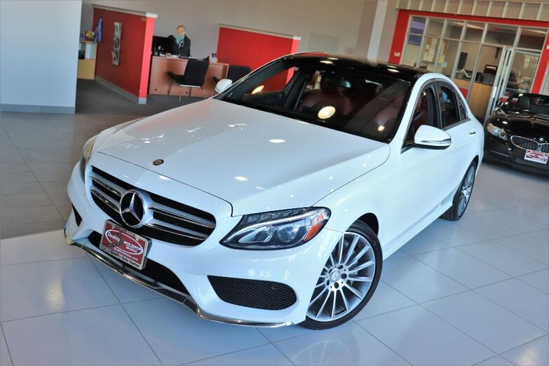 2016 Mercedes-Benz C-Class C 300 Luxury Panorama Blind Spot Premium Sports Package 1 Owner Springfield NJ