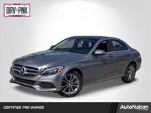 2016_Mercedes-Benz_C-Class_C 300 Luxury_ Pembroke Pines FL