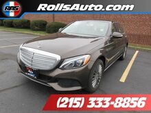 2016_Mercedes-Benz_C-Class_C 300 Luxury_ Philadelphia PA
