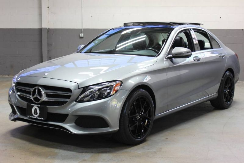 2016 Mercedes-Benz C-Class C 300 Luxury Plainview NY