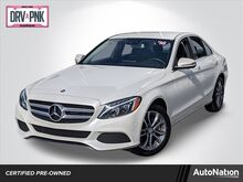 2016_Mercedes-Benz_C-Class_C 300 Luxury_ Pompano Beach FL