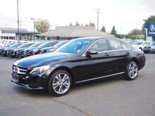 2016_Mercedes-Benz_C-Class_C 300 Luxury_ Salem OR