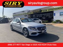 2016_Mercedes-Benz_C-Class_C 300 Luxury_ San Diego CA