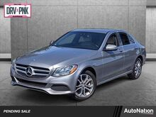 2016_Mercedes-Benz_C-Class_C 300 Luxury_ Sanford FL
