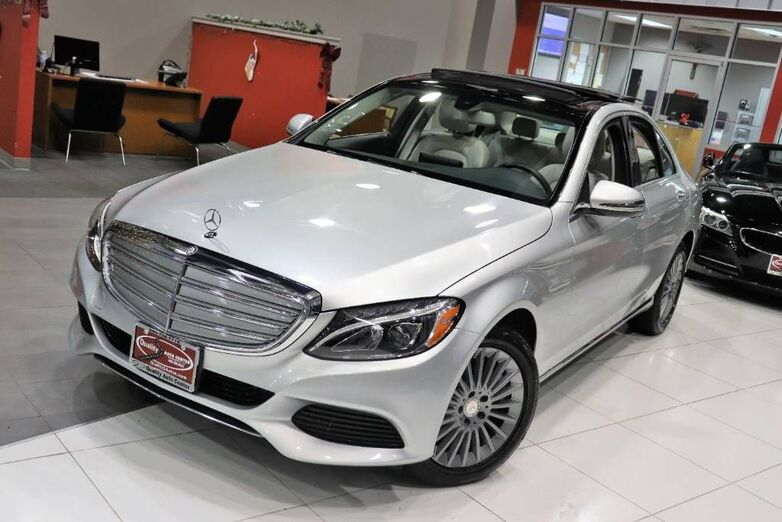 2016 Mercedes-Benz C-Class C 300 Luxury Springfield NJ