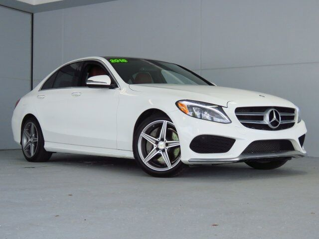 2016 Mercedes-Benz C-Class C 300 Kansas City KS