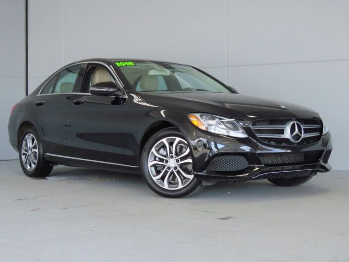 2016 Mercedes-Benz C-Class C 300 Merriam KS