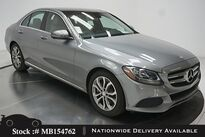 Mercedes-Benz C-Class C 300 NAV READY,CAM,PANO,BLIND SPOT,17IN WLS 2016