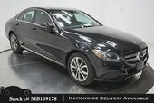 2016 Mercedes-Benz C-Class C 300 NAV READY,CAM,PANO,HTD STS,17IN WHLS