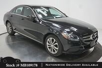 Mercedes-Benz C-Class C 300 NAV READY,CAM,PANO,HTD STS,17IN WHLS 2016