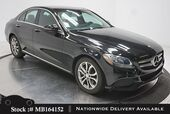 2016 Mercedes-Benz C-Class C 300 NAV READY,CAM,PANO,KEY-GO,17IN WLS