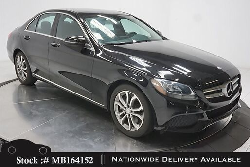 2016_Mercedes-Benz_C-Class_C 300 NAV READY,CAM,PANO,KEY-GO,17IN WLS_ Plano TX