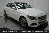 Mercedes-Benz C-Class C 300 NAV READY,CAM,PANO,KEY-GO,17IN WLS 2016