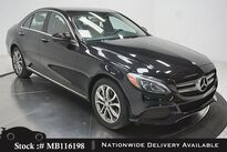 Mercedes-Benz C-Class C 300 NAV,CAM,PANO,HTD STS,BLIND SPOT,LED LIGHTS 2016