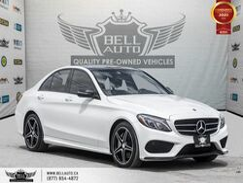 Mercedes-Benz C-Class C 300, NO ACCIDENT, AWD, NAVI, REAR CAM, B.SPOT 2016
