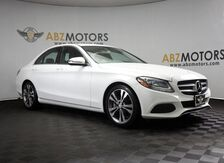 2016_Mercedes-Benz_C-Class_C 300 Navigation,Camera,Heated Seats,Push Start_ Houston TX