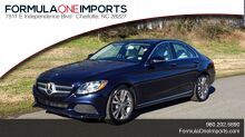 2016_Mercedes-Benz_C-Class_C 300 PREMIUM / PANO-ROOF / HTD STS / BSA / REARVIEW_ Charlotte NC