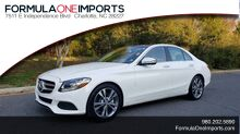 2016_Mercedes-Benz_C-Class_C 300 PREMIUM / PANO-ROOF / REARVIEW / BSA_ Charlotte NC