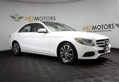2016_Mercedes-Benz_C-Class_C 300 Pano Roof,Blind Spot,Bluetooth,Push Start_ Houston TX