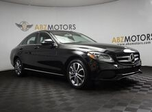 2016_Mercedes-Benz_C-Class_C 300 Pano Roof,Blind Spot,Camera,Heated Seats_ Houston TX