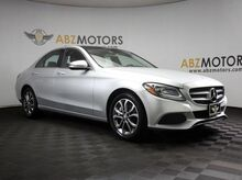 2016_Mercedes-Benz_C-Class_C 300 Pano Roof,Heated Seats,Bluetooth,Push Start_ Houston TX