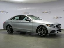 2016_Mercedes-Benz_C-Class_C 300 Pano,Blind Spot,Camera,Heated Seats,Keyless GO_ Houston TX
