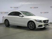 2016_Mercedes-Benz_C-Class_C 300 Pano,Rearview Cam,Bluetooth_ Houston TX