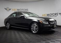 2016_Mercedes-Benz_C-Class_C 300 Rear Camera,Bluetooth,Push Start,Warranty_ Houston TX