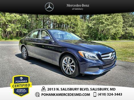 2016_Mercedes-Benz_C-Class_C 300_ Salisbury MD