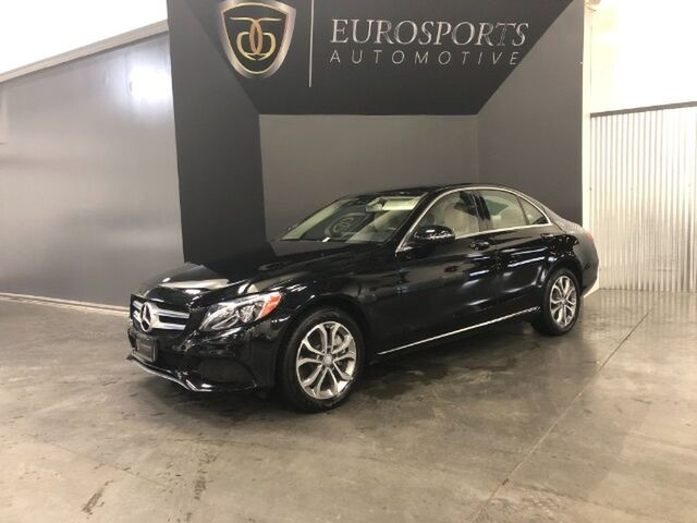 2016 Mercedes-Benz C-Class C 300 Salt Lake City UT