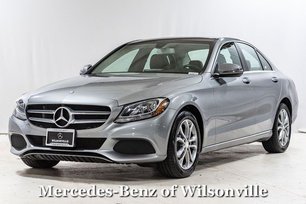 2016 Mercedes-Benz C-Class C 300 Sedan Wilsonville OR