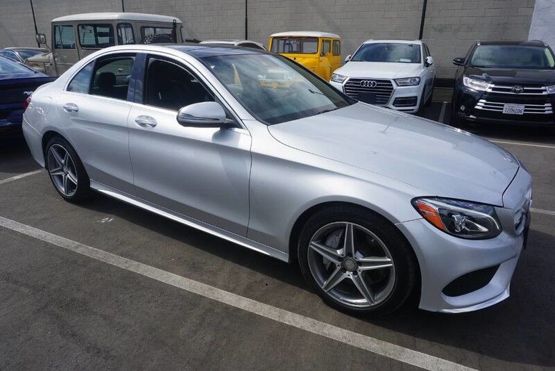 2016 Mercedes-Benz C-Class C 300 Sport (01/16) SPORT PACKAGE / MULTIMEDIA WITH NAVIGATION S Monterey Park CA
