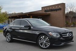 Mercedes-Benz C-Class C 300 Sport/$46,670 MSRP/Drivers Assist Pkg/Prem 1 Pkg/Sport Pkg/Blind Spot Monitor/Pano Roof/Keyless Go/Head Up Disp/Nav/Rear Cam/Htd Sts/Sat Radio/Rear Deck Spoiler 2016
