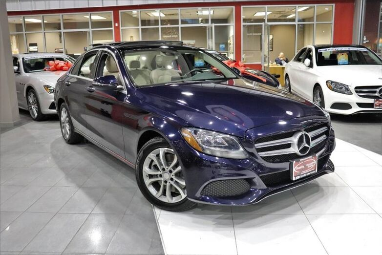 2016 Mercedes-Benz C-Class C 300 Sport 4MATIC - CARFAX Certified 1 Owner - Fully Serviced - QUALITY CERTIFIED up to 10 YEARS 100,000 MILES WARRANTY Springfield NJ