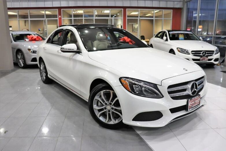 2016 Mercedes-Benz C-Class C 300 Sport 4MATIC - CARFAX Certified 1 Owner - No Accidents - Fully Serviced - Quality Certified W/up to 10 Years, 100,000 miles Warranty Springfield NJ