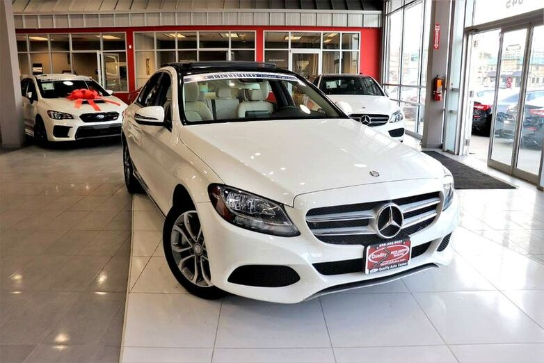 2016 Mercedes-Benz C-Class C 300 Sport 4MATIC - CARFAX Certified 1 Owner No Accidents Fully Serviced QUALITY CERTIFIED up to 10 YEARS 100,000 MILE WARRANTY Springfield NJ