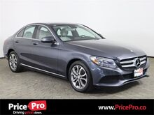 2016_Mercedes-Benz_C-Class_C 300 Sport 4MATIC w/Navigation/Pano Sunroof_ Maumee OH