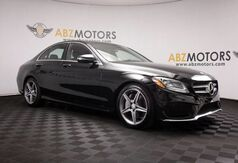 2016_Mercedes-Benz_C-Class_C 300 Sport AMG,Blind Spot,Camera,Heated Seats_ Houston TX