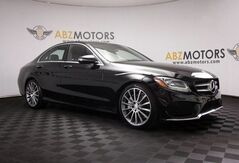 2016_Mercedes-Benz_C-Class_C 300 Sport AMG,Blind Spot,Panoramic,Camera,Nav_ Houston TX