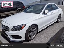 2016_Mercedes-Benz_C-Class_C 300 Sport_ Cockeysville MD