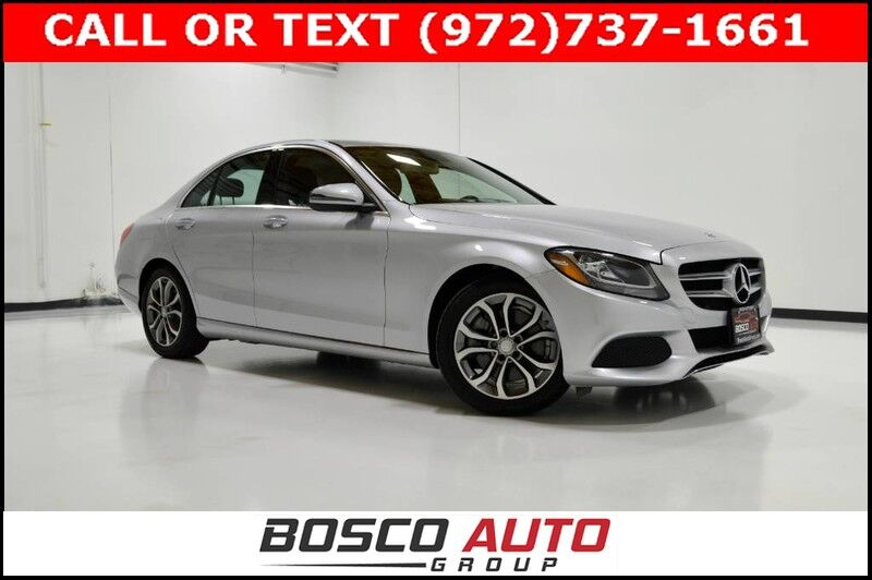 2016 Mercedes-Benz C-Class C 300 Sport Flower Mound TX